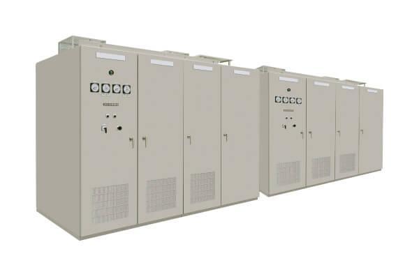 Electricity power storage machine for railway