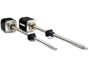 Linear Actuator (ReMB series) ; Lead Screws with plastic Nuts + 2-phase Stepping Motor