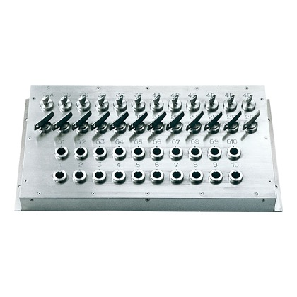 STAINLESS SK TYPE KEY EXCHANGE BOXES