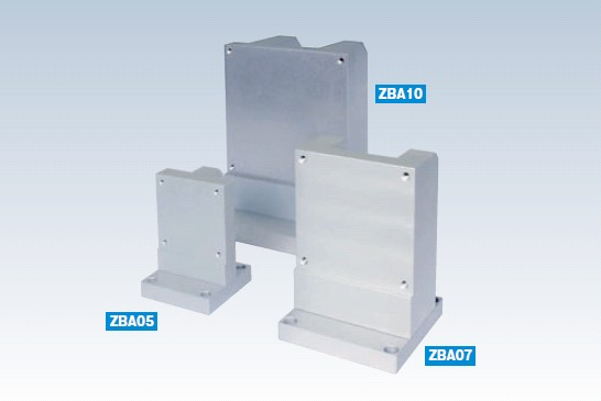 Brackets for Motorized Stage